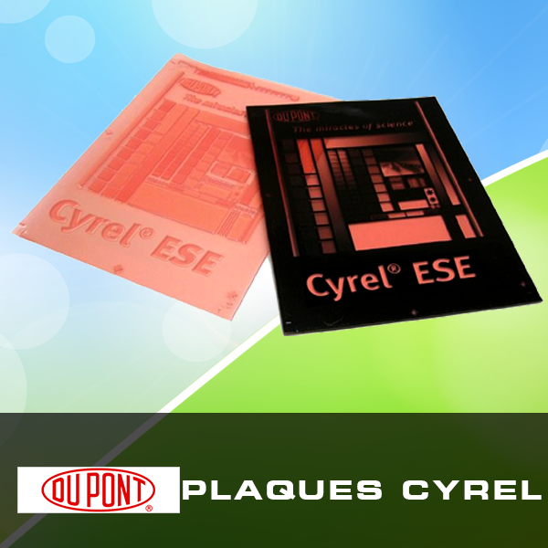 Plaques DuPont Cyrel Easy